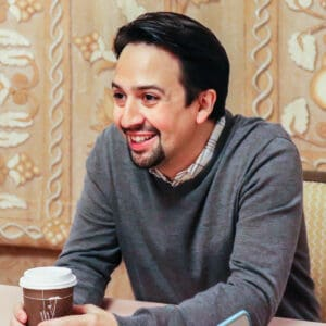 Lin-Manuel Miranda in Mary Poppins Returns