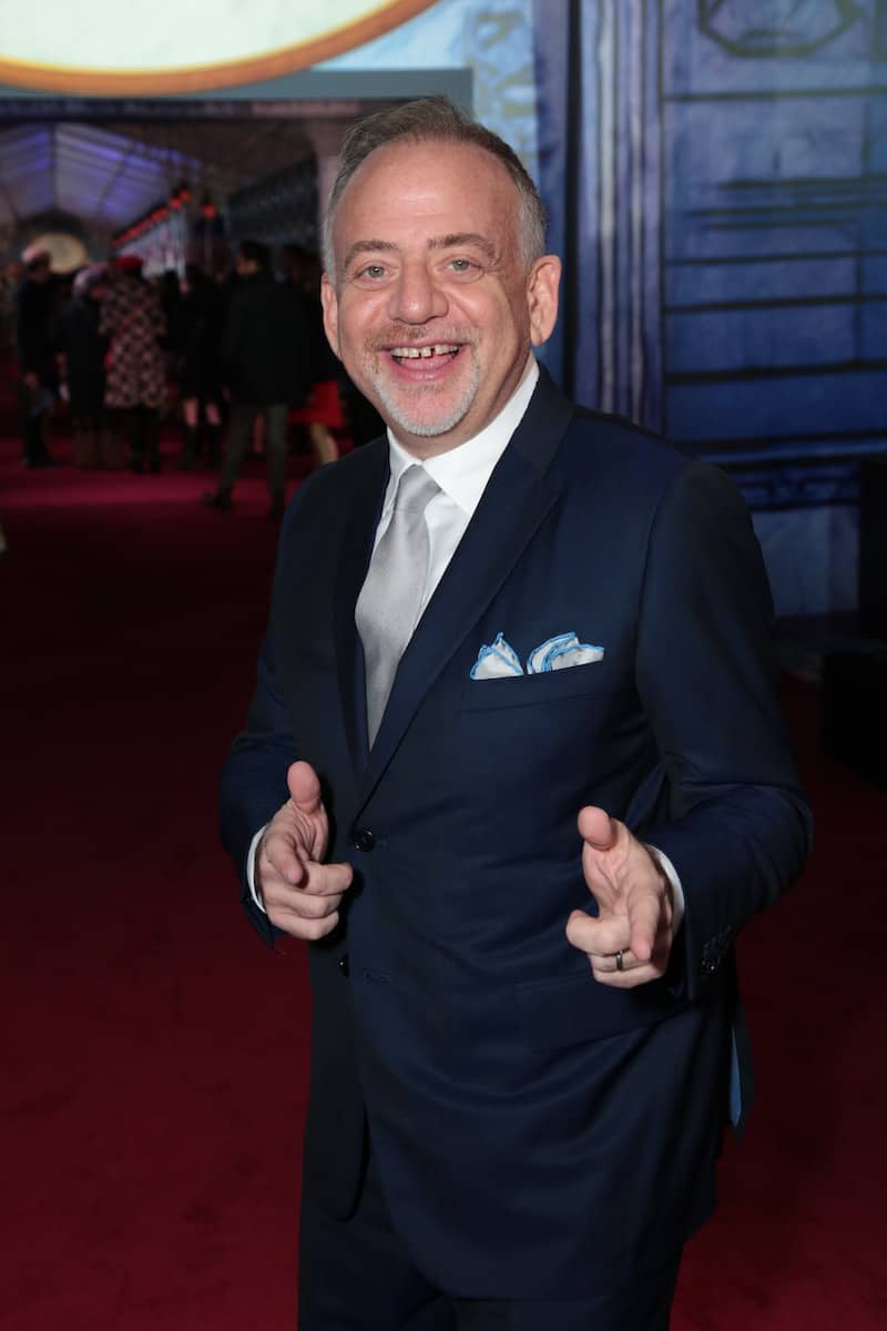 Marc Shaiman Music Mary Poppins returns
