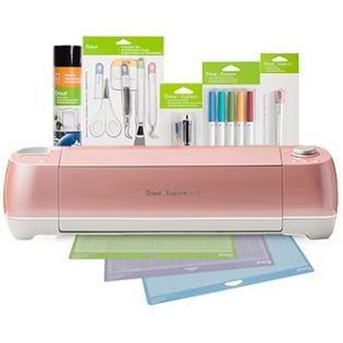 Cricut Explore Air 2 + Essentials Bundle