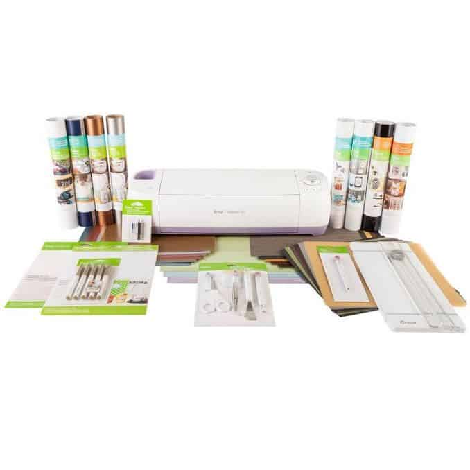 Cricut Explore Air + Everything Bundle