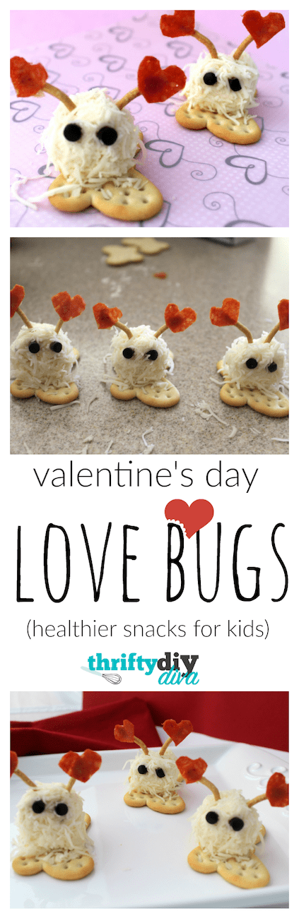 Valentine crafts for kids food