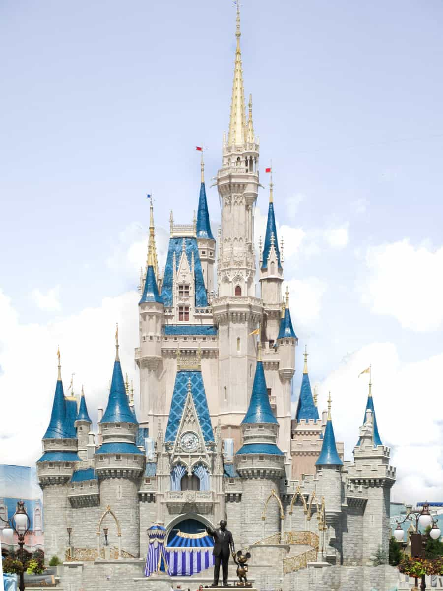 Disney World vacation on a budget