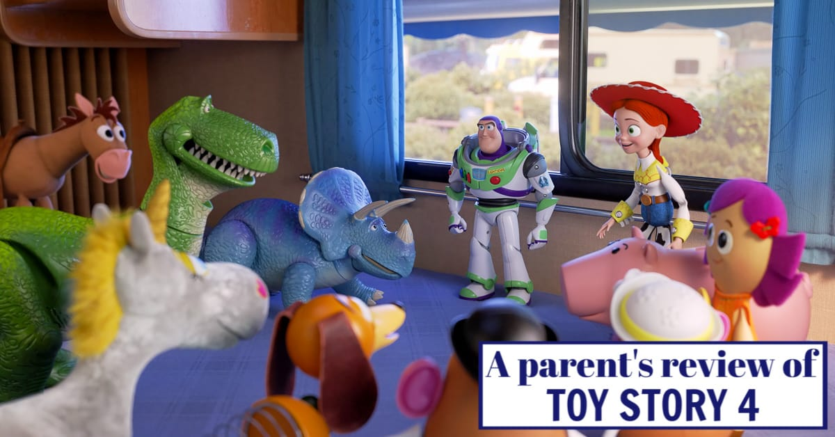 Toy Story 4 Parent Review: Is it Kid Friendly? What Parents Need to Know