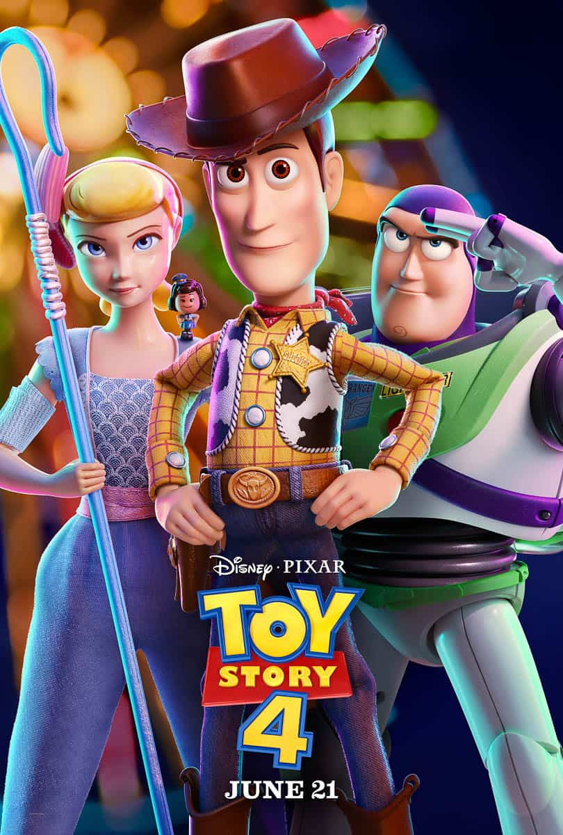 Toy Story 4 poster parent review poster