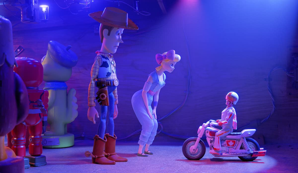 Toy Story 4 quotes Duke Caboom