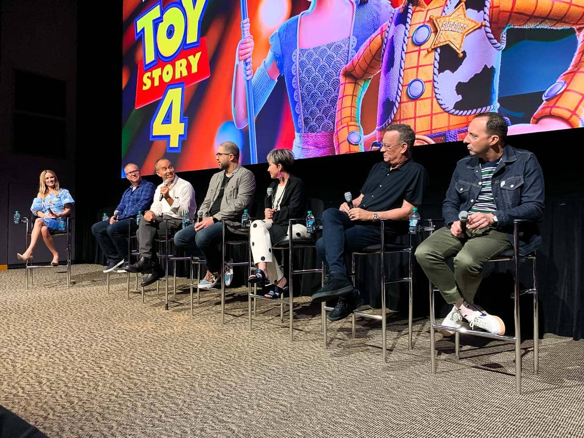 Quotes Toy Story 4 press conference