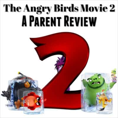 The Angry Birds Movie 2 parent review