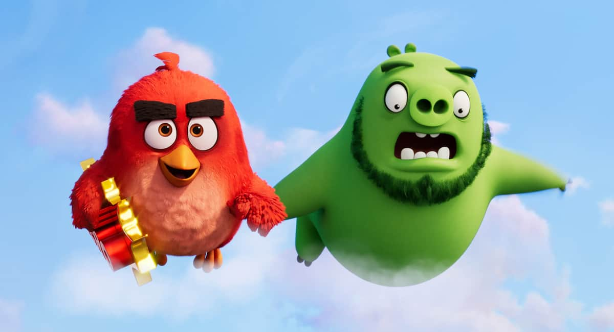 The Angry Birds Movie 2 Quotes Red