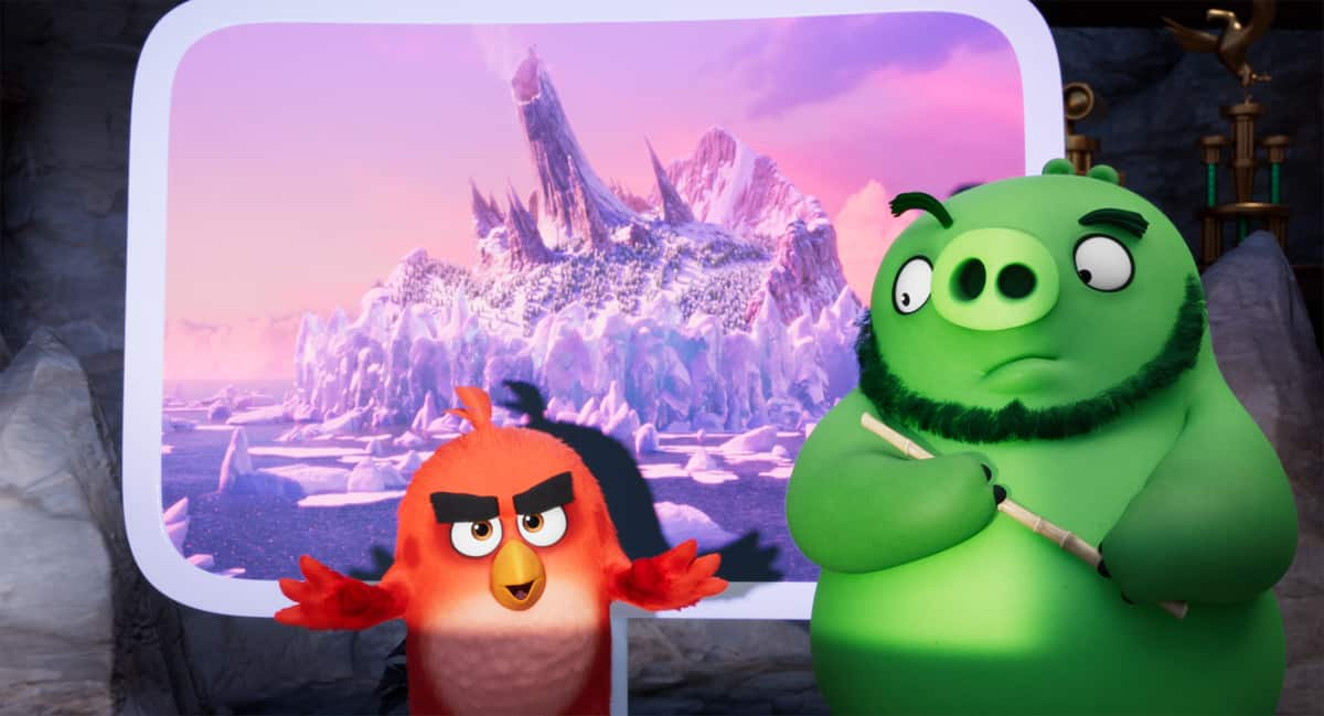 The Angry Birds Movie 2 Quotes Red and Pig