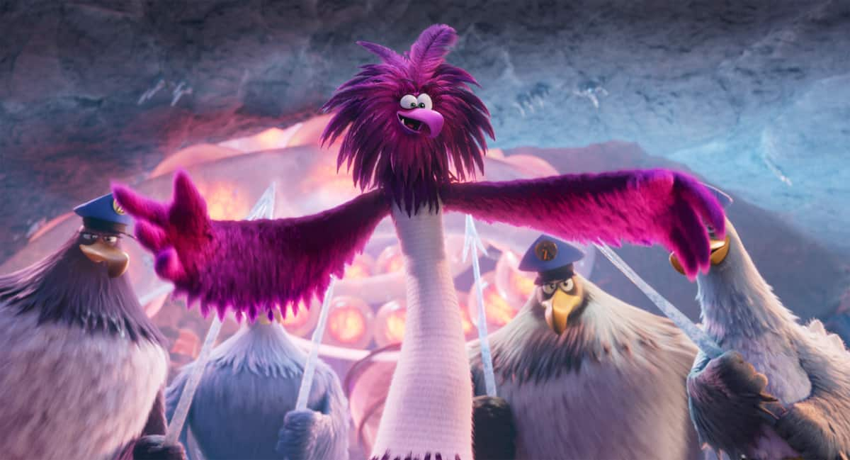 The Angry Birds Movie 2: Quotes from Producer John Cohen