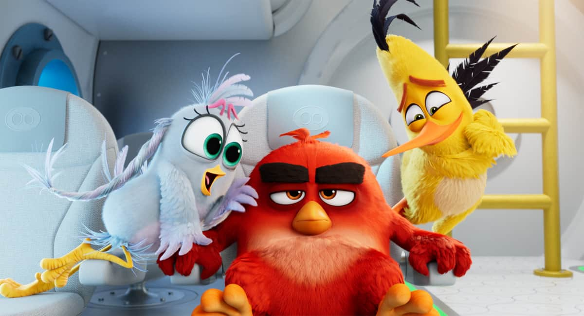 Angry Birds Movie 2 quotes