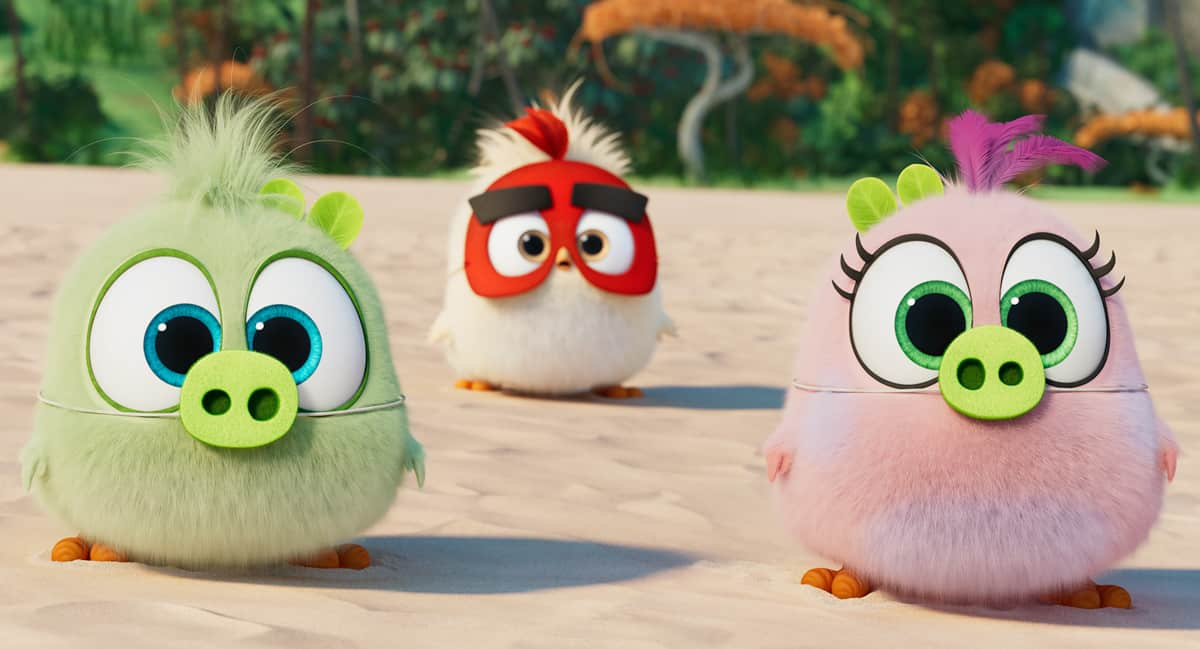 The Angry Birds Movie 2 quotes hatchlings