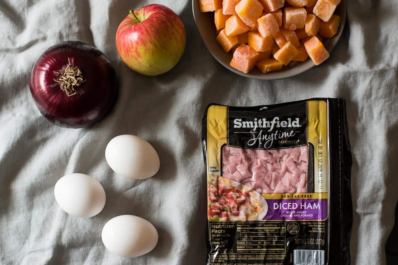 butternut squash hash recipe