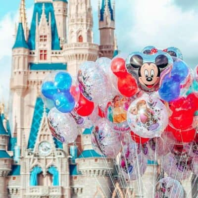 Disney World family activities
