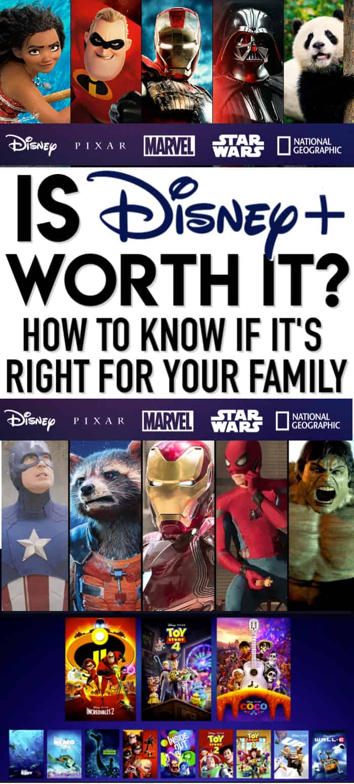 Is Disney Plus Worth It?