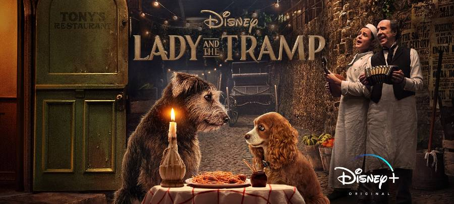 Is Disney Plus Worth It Lady and the Tramp