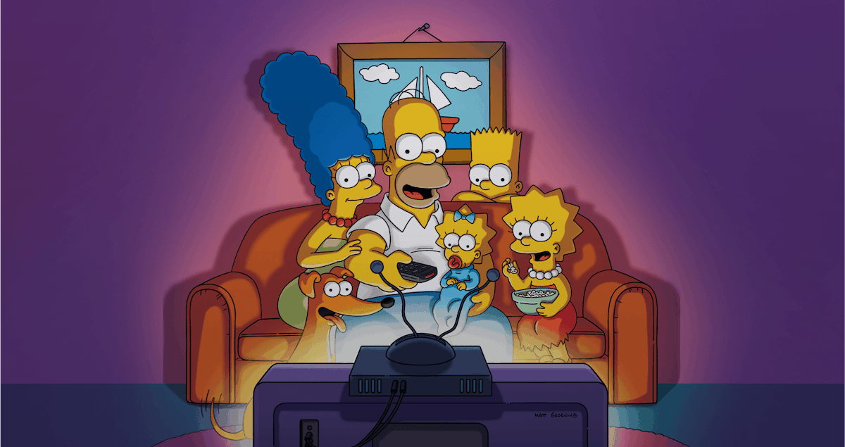 Is Disney Plus Worth it The Simpsons
