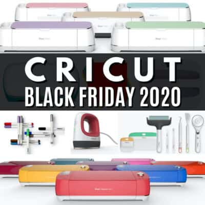 Cricut Black Friday 2020