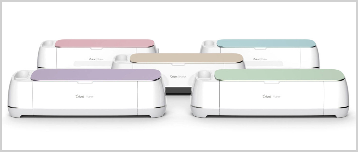 CRICUT MAKER DEALS ALL COLORS