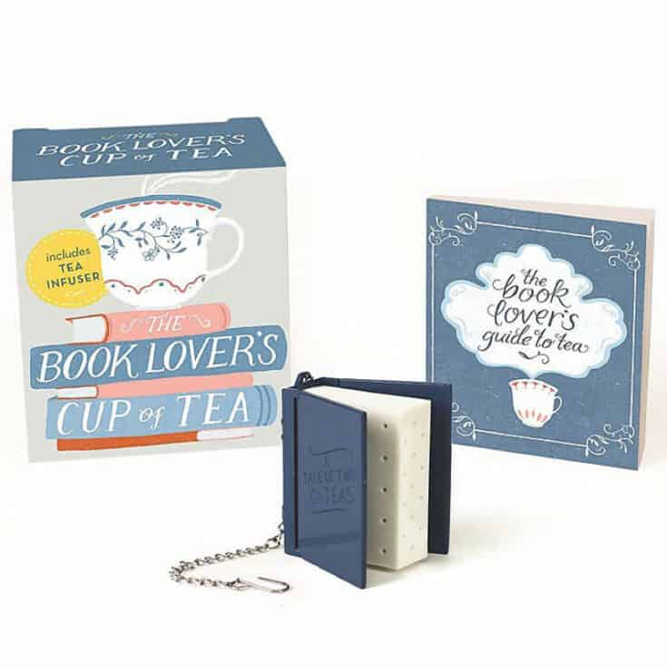 The Book Lover's Cup of Tea Set