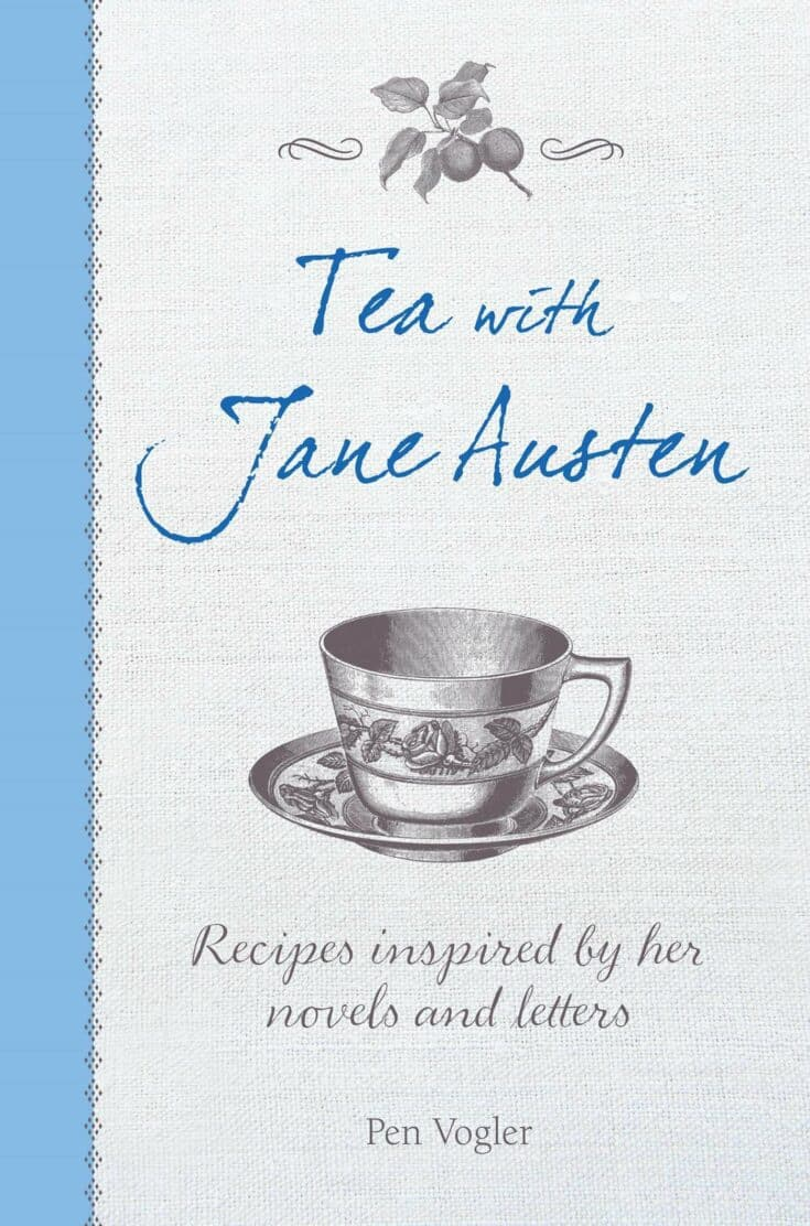 Tea with Jane Austen Cookbook