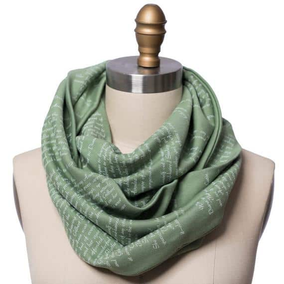 Anne of Green Gables Extra Soft Infinity Scarf