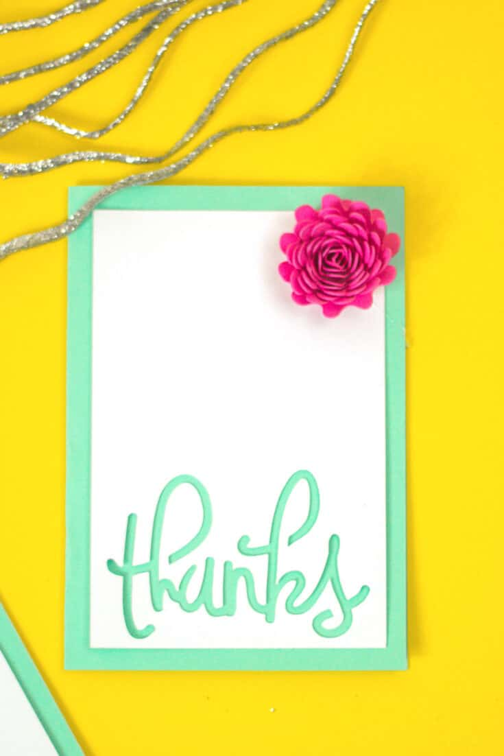 Learn how to make paper flowers in Cricut Design Space. This easy step-by-step tutorial includes free paper flower templates and free flower SVG files! You'll learn everything you need to know to make gorgeous flowers with your Cricut!