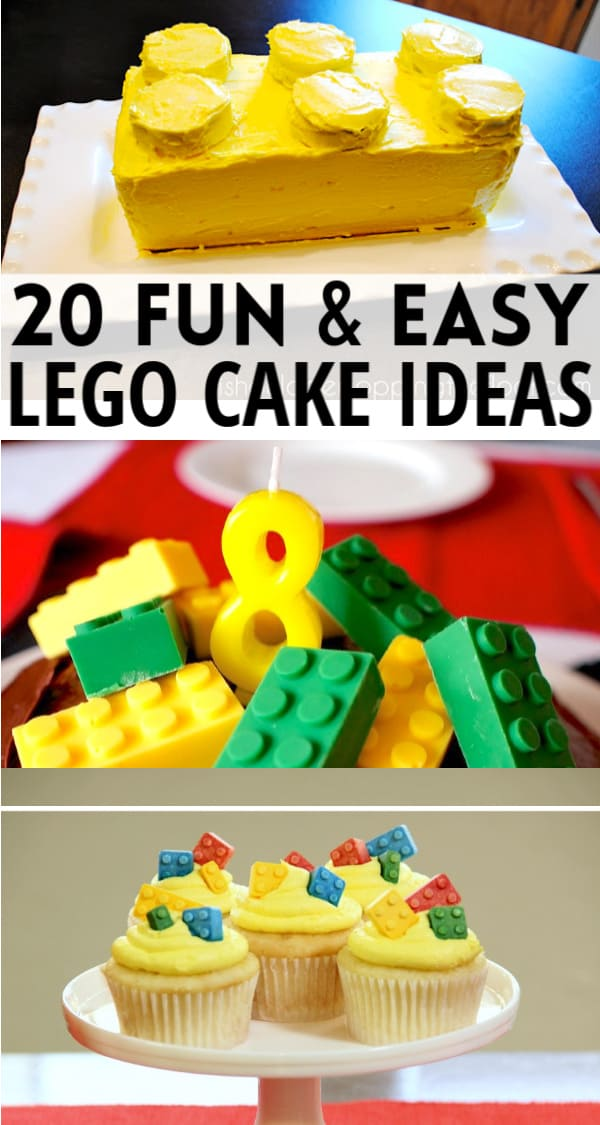 Awesome Lego Cake Ideas How To Make A Lego Birthday Cake Funny Birthday Cards Online Barepcheapnameinfo
