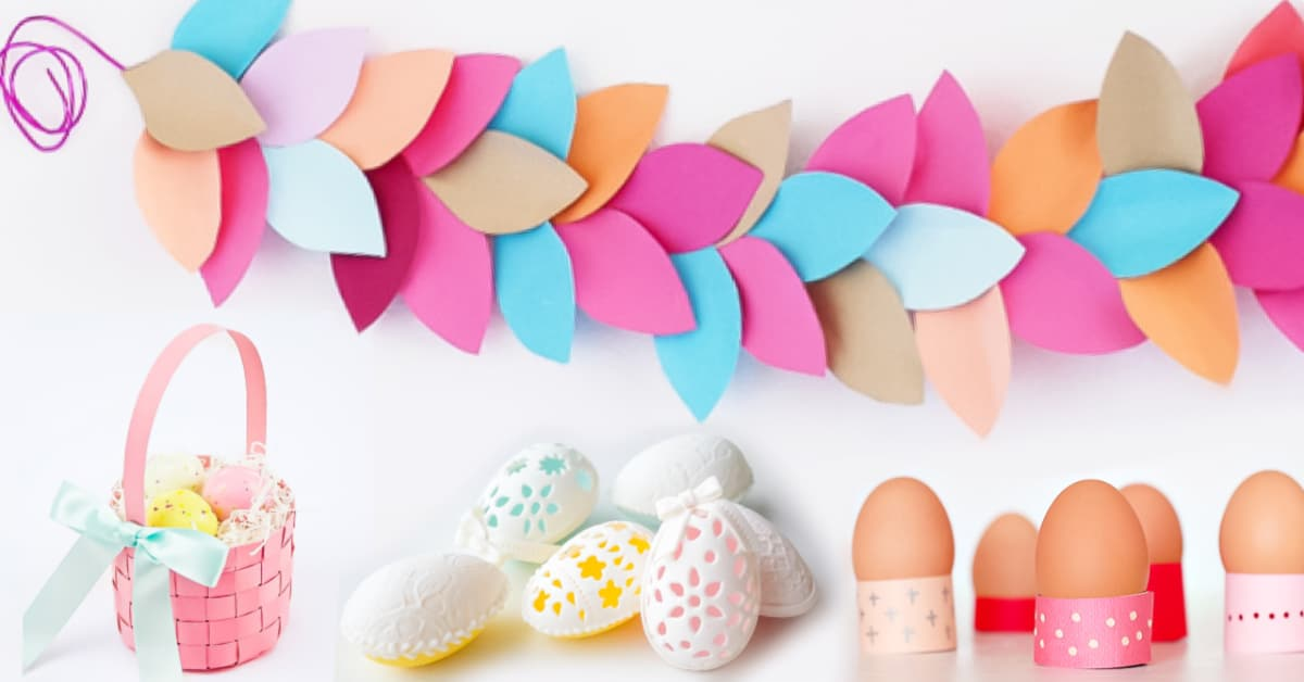 DIY Easter crafts for the family