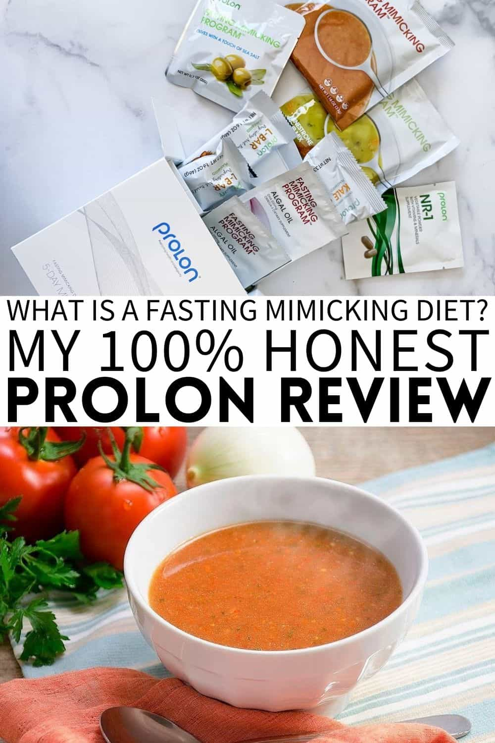 PROLON REVIEW: WHAT IS A FASTING MIMICKING DIET