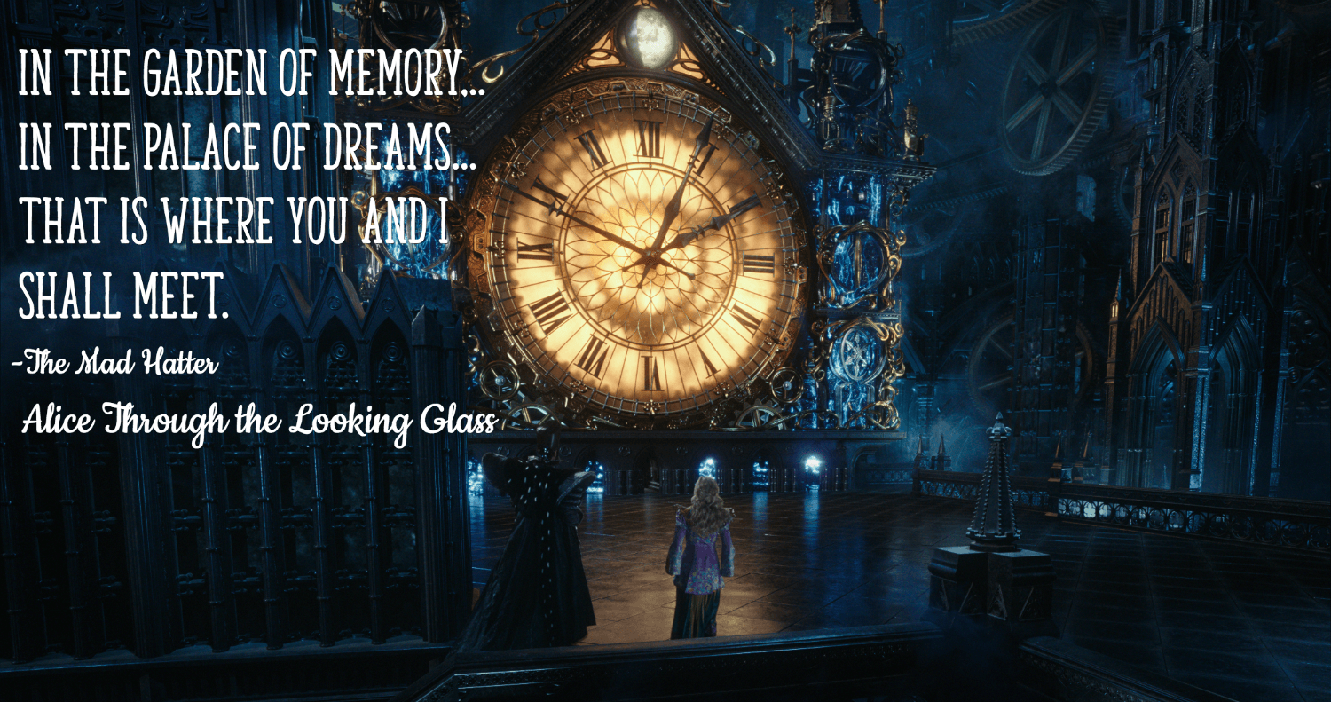 Through The Looking Glass Quotes Glamorous Alice Through The Looking Glass Quotes About Time