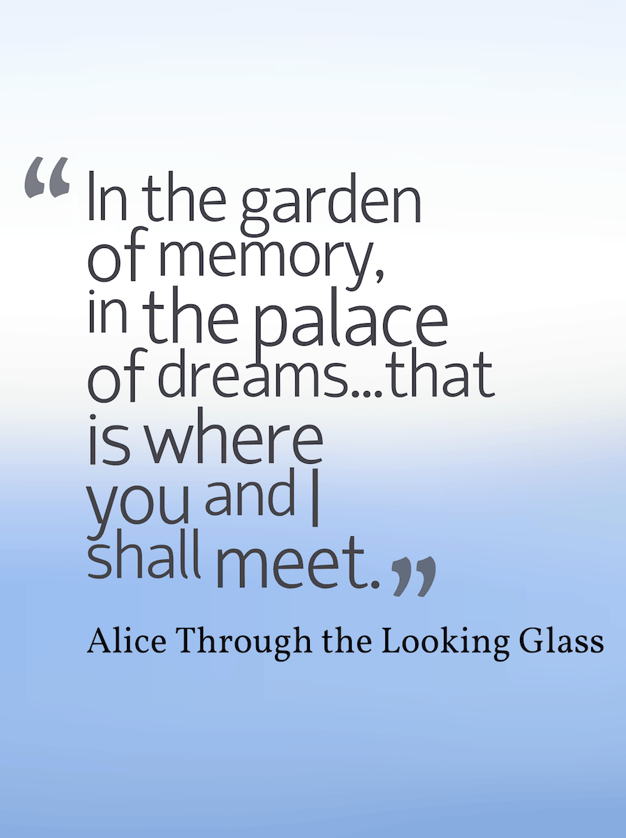Through The Looking Glass Quotes Amazing Alice Through The Looking Glass Quotes About Time