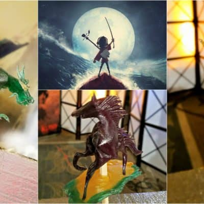 KUBO AND THE TWO STRINGS Shinobu Ichiyanagi Candy Art Demonstrations #KuboMovie
