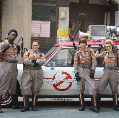 The New GHOSTBUSTERS Movie: A Mom's Review #Ghostbloggers #Ghostbusters