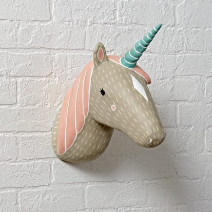Charming Creatures Unicorn Decor