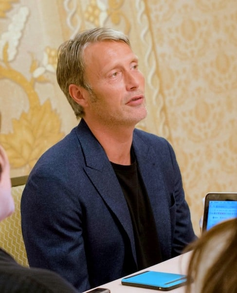 disney mom blogger press junket mads mikkelsen
