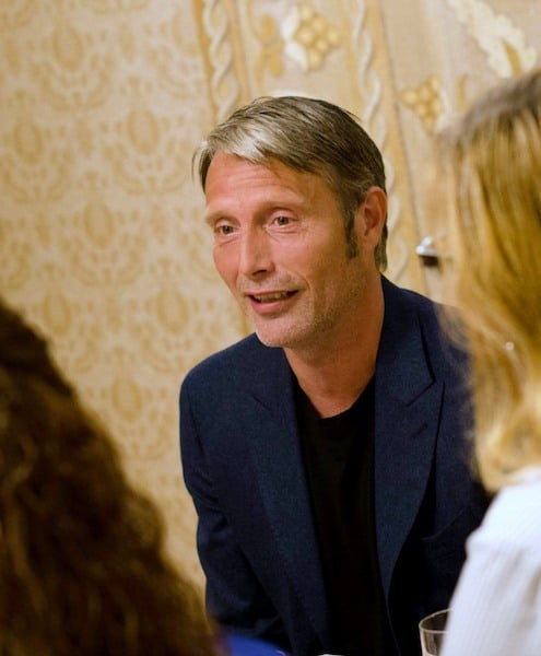 disney mom blogger press junket marvel mads mikkelsen