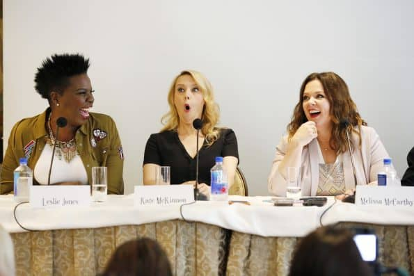 Ghostbusters Press Conference