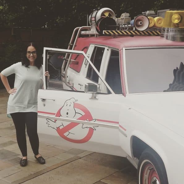 Ghost Corps tour Ghostbusters Ecto 1
