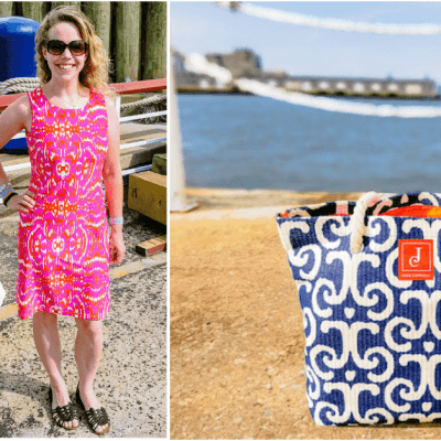 What I Wore to Blogger Bash: Jude Connally Review