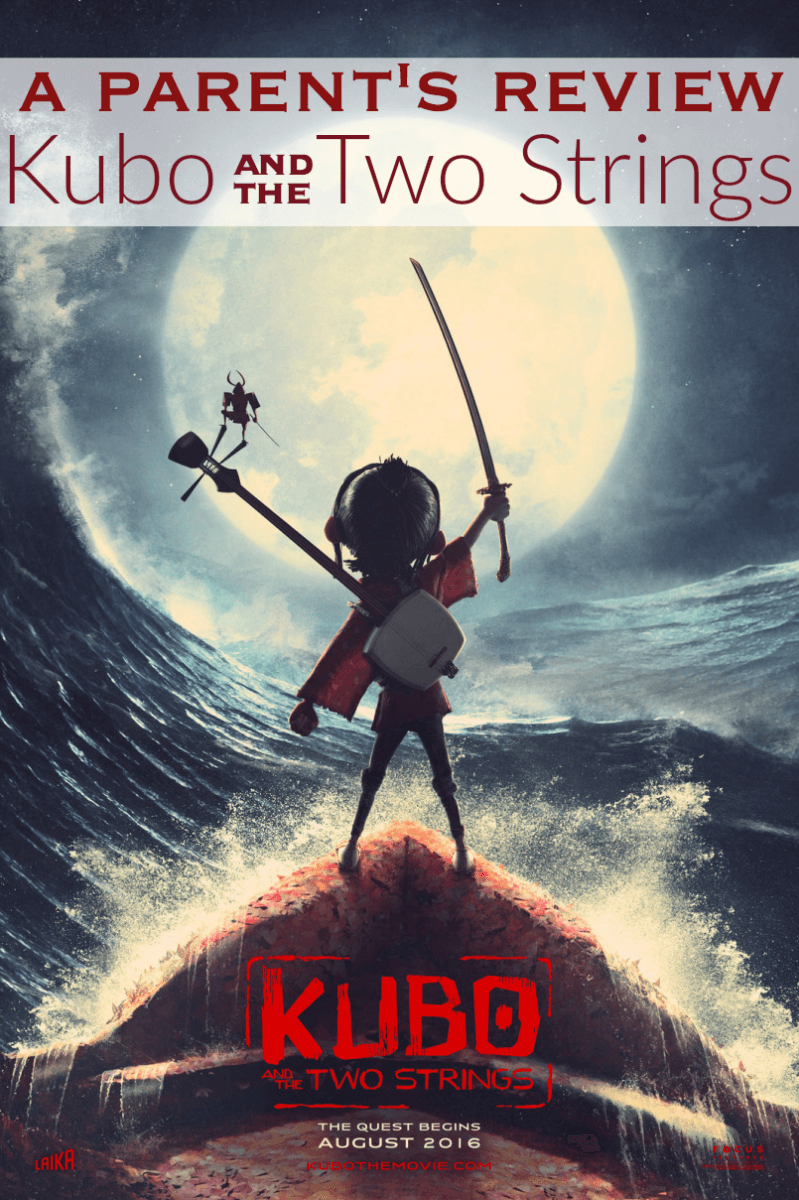 Kubo and the two strings parents review