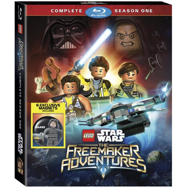 LEGO Star Wars Freemaker