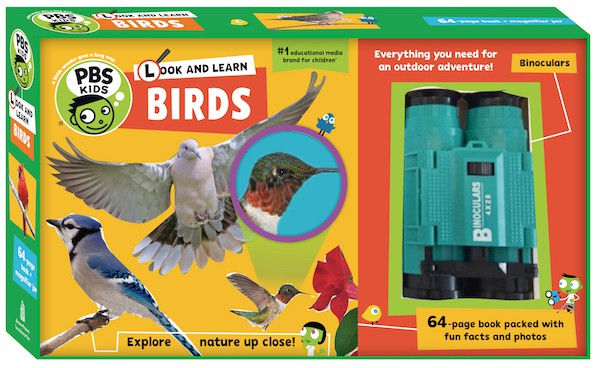 PBS kids look and learn birds