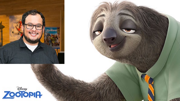 raymond persi voice of flash zootopia