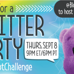 care bears twitter party