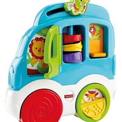 Save 33% on the Fisher-Price Animal Friends Discovery Car, Free Shipping Eligible!