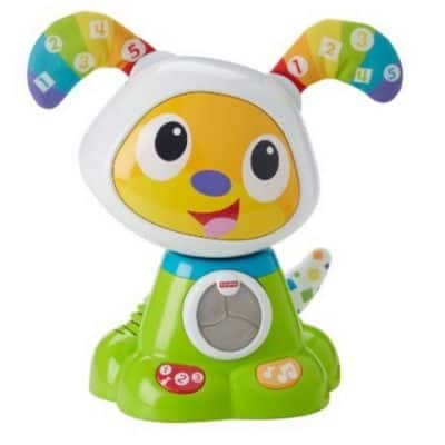 Save 50% on the Fisher-Price Dance & Move Beat Bow Wow, Free Shipping Eligible!