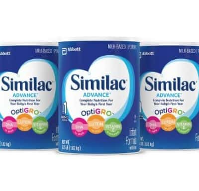 Amazon Coupon Deal: Save an Extra 35% off Similac, Free Shipping Eligible!