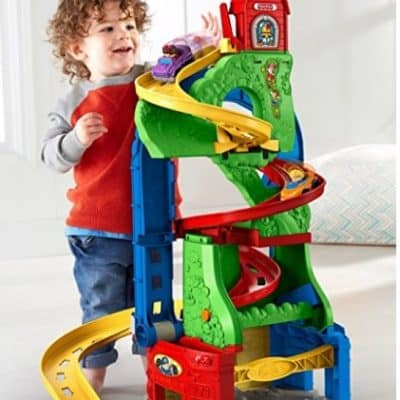 Save 40% on the Fisher-Price Little People Sit 'n Stand Skyway, Free Shipping Eligible!