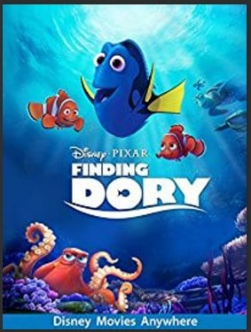 Own Finding Dory Before Available on DVD with Amazon Instant Video!